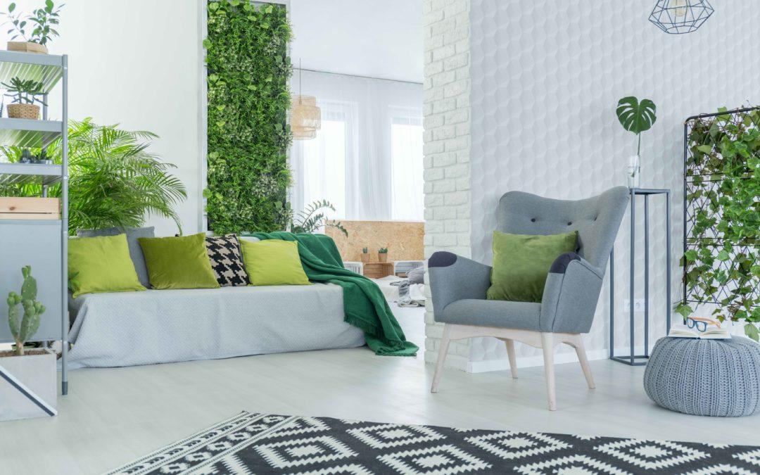 Trois idées tendances pour habiller ses murs