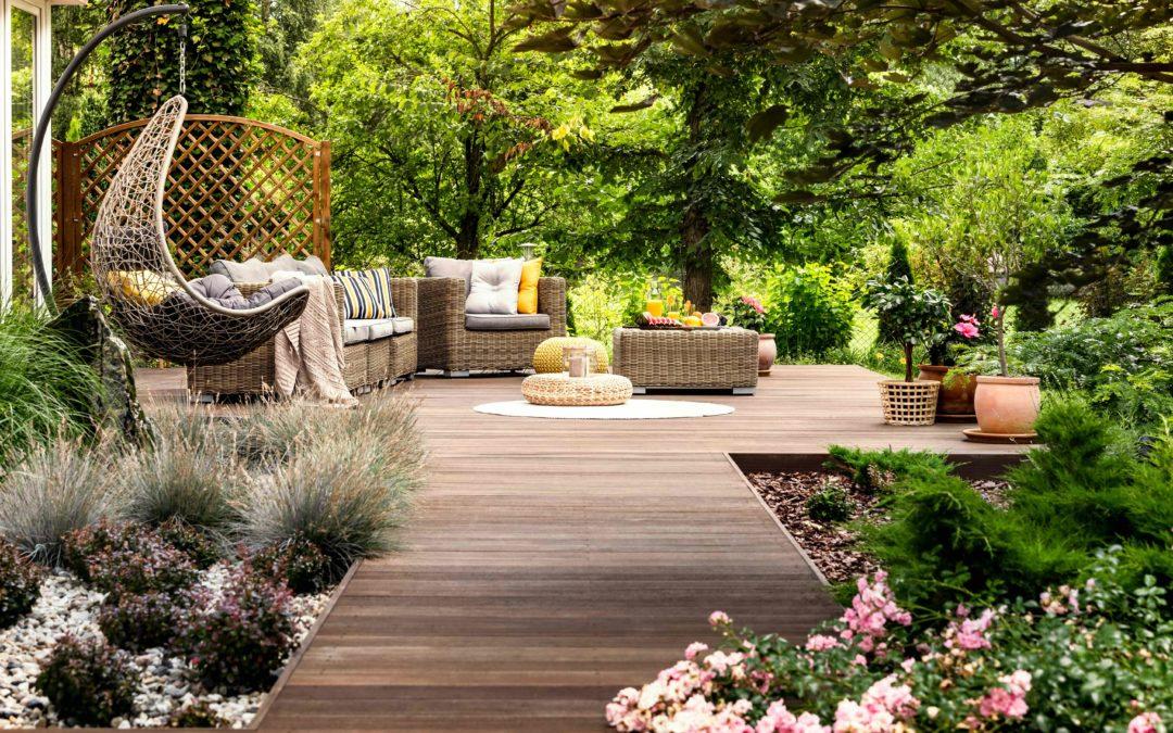 Aménager son espace extérieur avant l'été