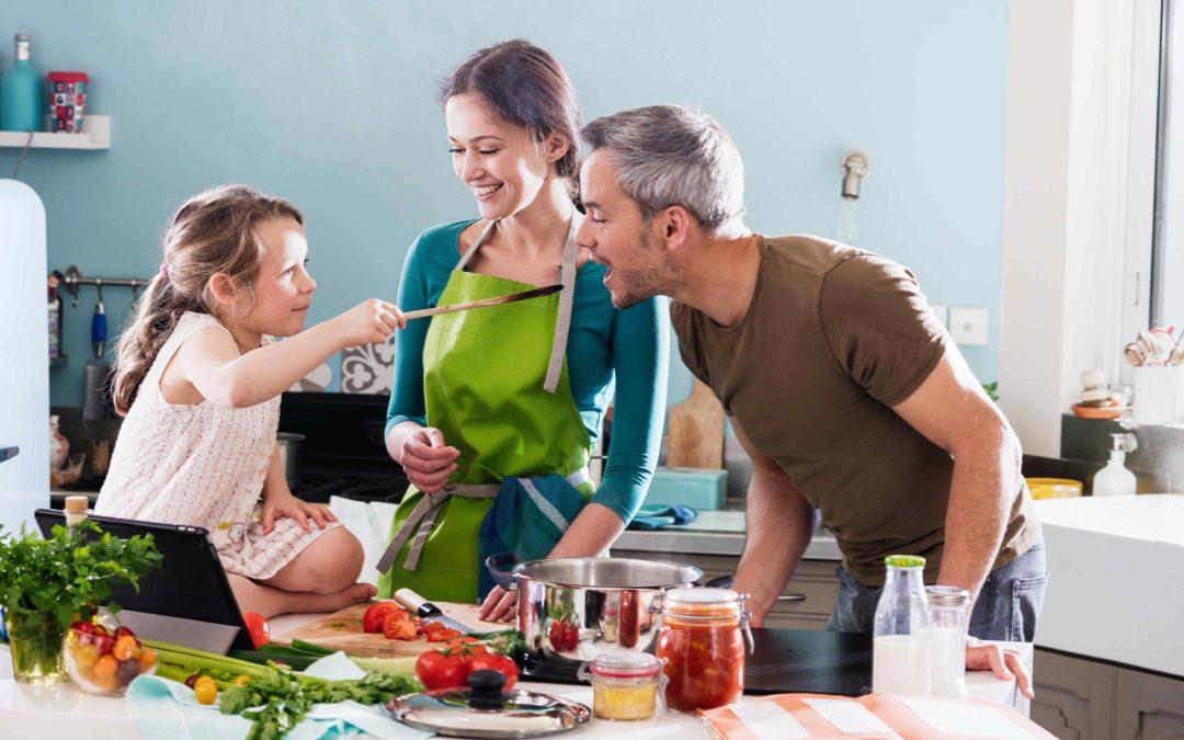 Cuisinez un délicieux gratin méditerranéen avec vos enfants
