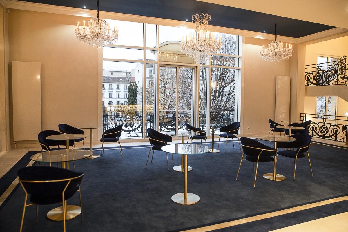 espace cocktail théâtre de Puteaux