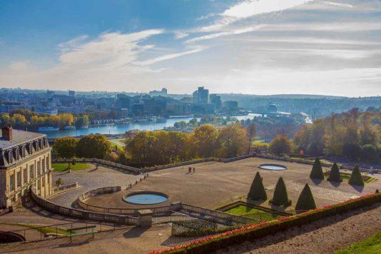 Saint-Cloud, l'une des premières villes distinguées par la marque «Ville Impériale»