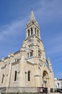 église Saint-Cloud ville impériale
