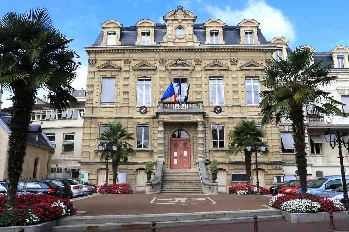 mairie de Saint-Cloud ville impériale