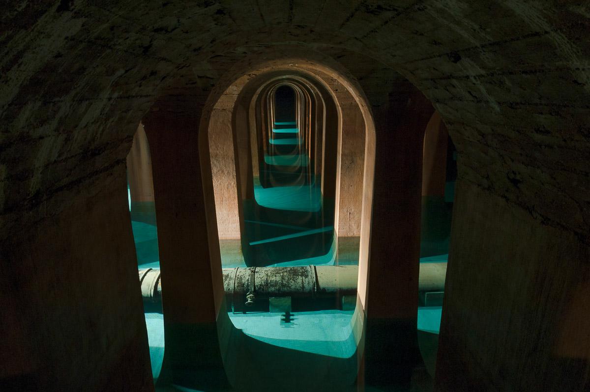 réservoir de Montsouris