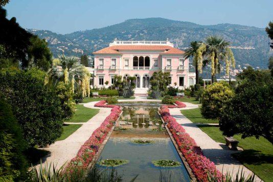 Villa Ephrussi de Rothschild : chef-d'œuvre architectural de la Côte d'Azur