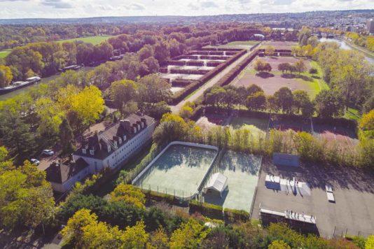 Île de Puteaux : destination loisirs pour les Parisiens