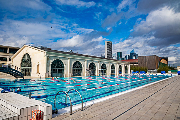 piscine extérieur puteaux