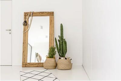 miroir agrandir pièce