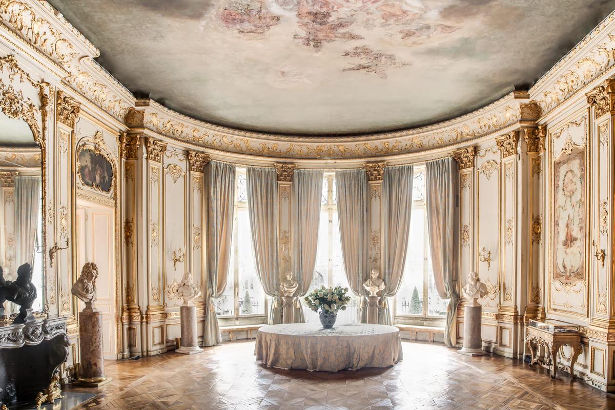 musée Jacquemart André grand salon