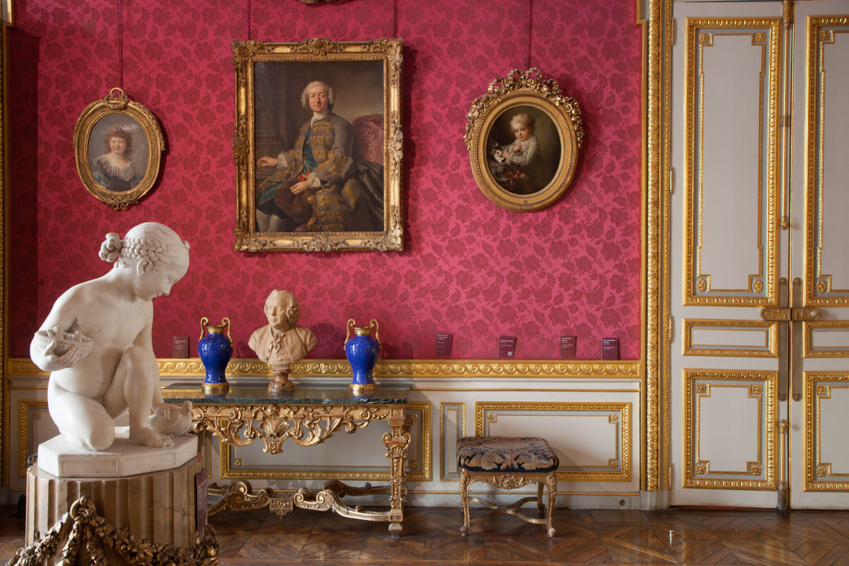 Salon des peintures musée Jacquemart-André